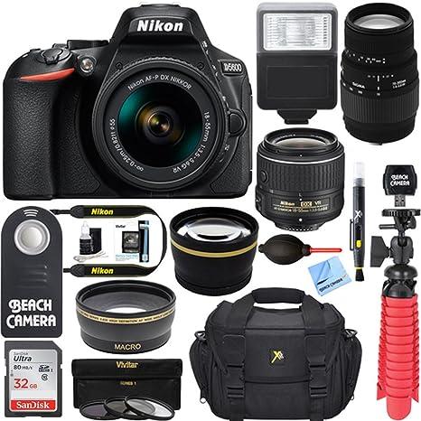 Review Nikon D5600 24.2MP DSLR