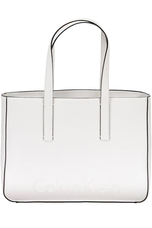 Calvin Klein Edge Medium Damen Handtasche Schwarz