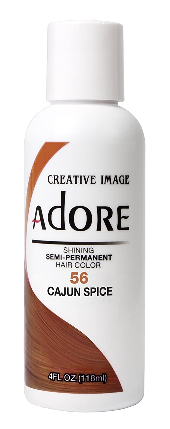 Amazon Adore Semi Permanent Haircolor 056 Cajun Spice 4 Ounce