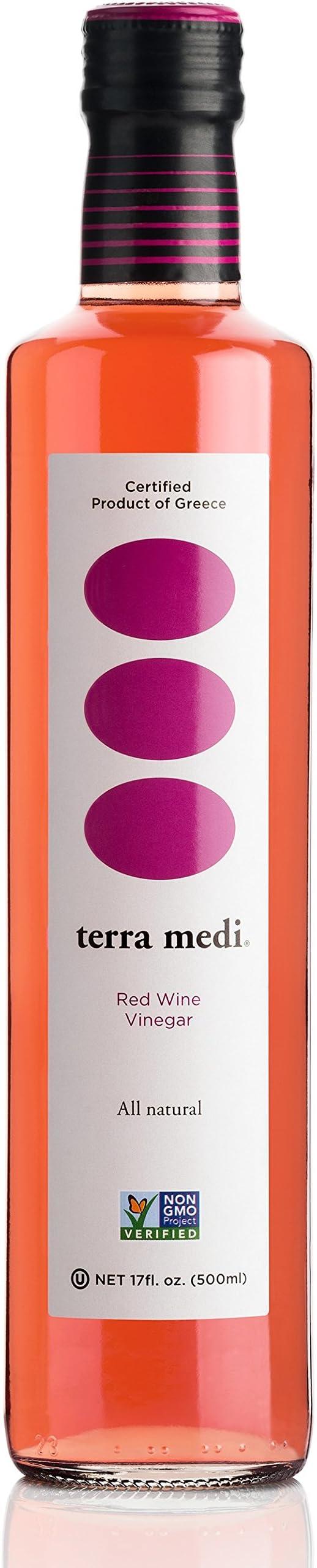 Terra Medi Greek Red Wine Vinegar