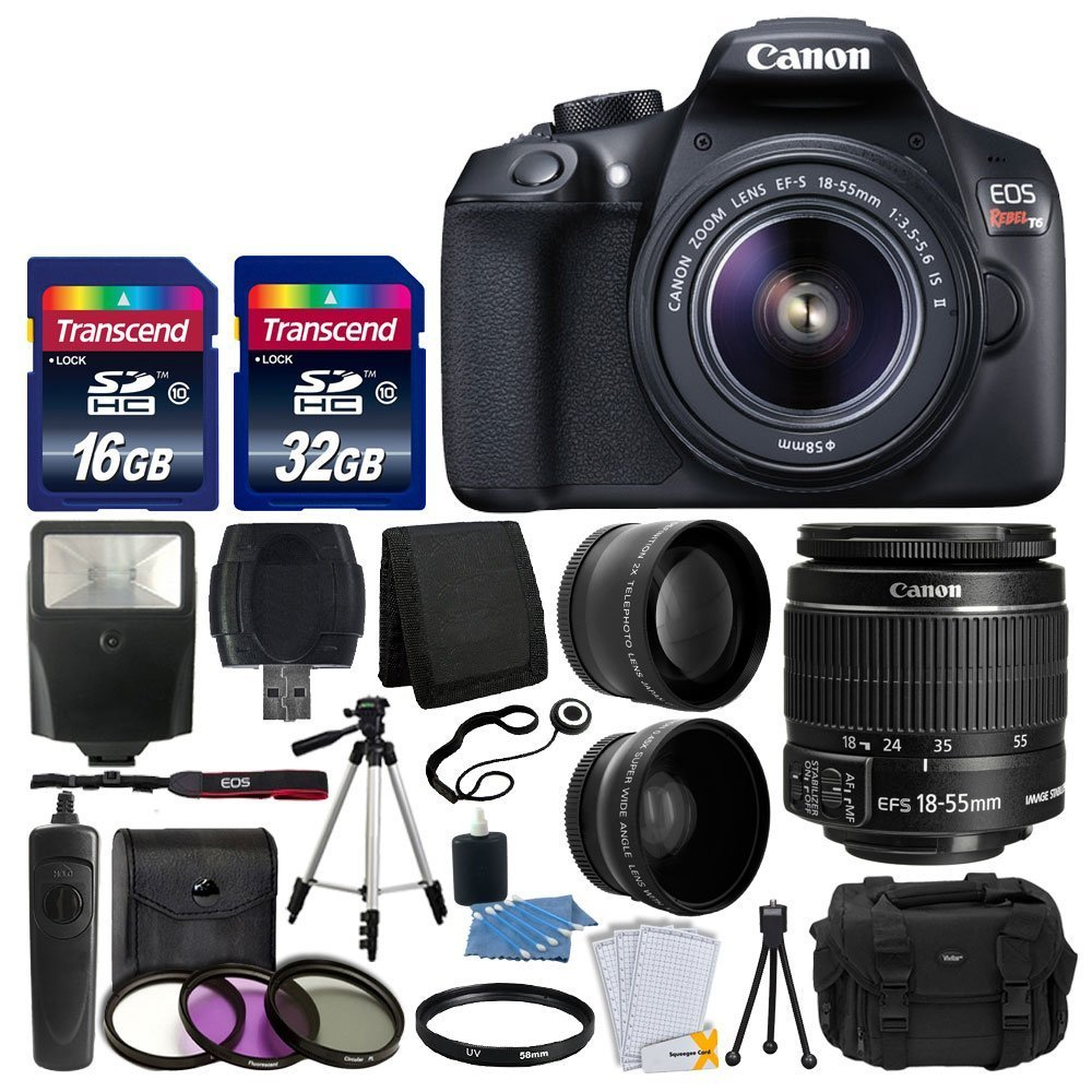 I love my Canon Rebel! This kit has all the accessories I own.... but unfortunately I bought them individually and paid much more. ;)