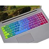 Keyboard Cover Skin for 2021-2018 Lenovo IdeaPad 3 15.6 inch、Lenovo Ideapad S145 S340 L340 130 320 330 330s 340s 520 720s 15.