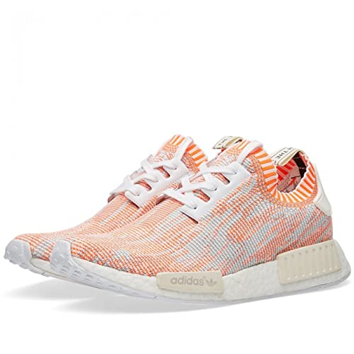 new arrival fb311 ff561 Adidas Originals NMD Runner R1 Primeknit Camo Pack Solar Red Camo Men's  Shoes BA8599 (9.5 US)