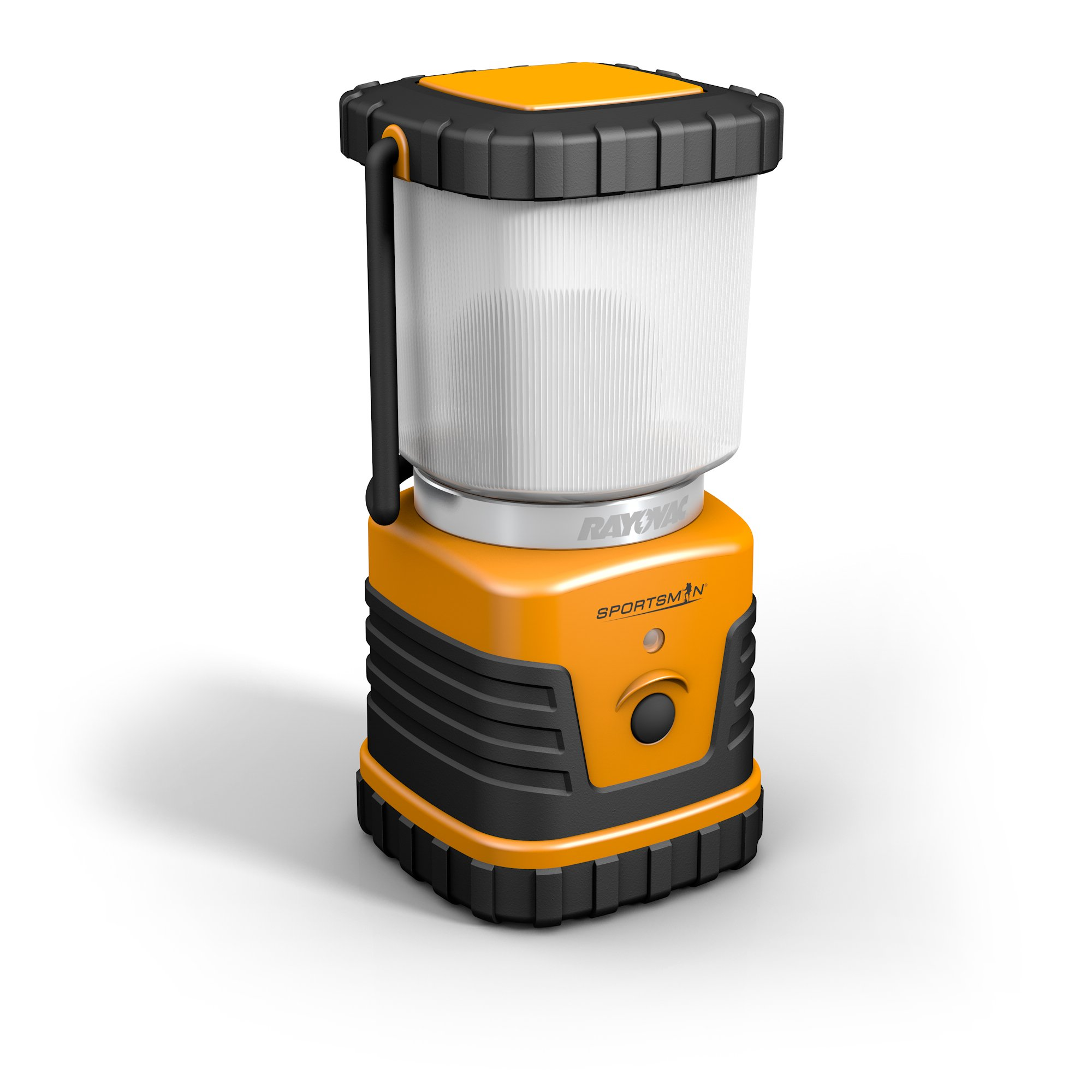 Rayovac SE3DLNOR Sportsman 240 Lumen 3D LED Lantern, Orange
