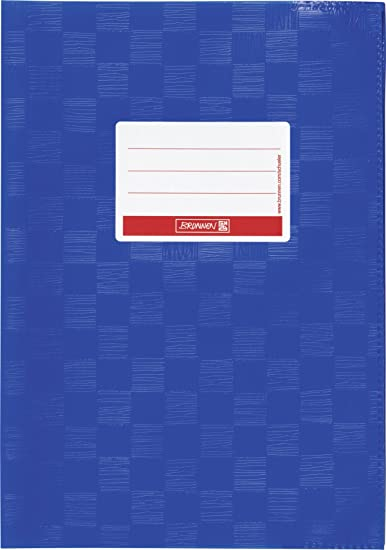 Copertina per quaderni maxi PVC Laccato BIANCO con segnalibro da 180 micron copr