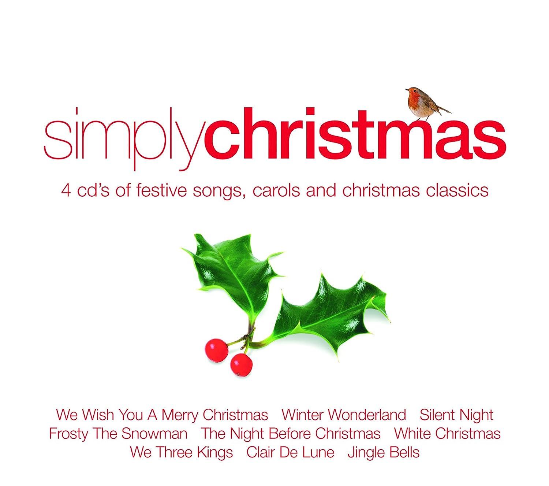 Simply Christmas: Amazon.co.uk: Music