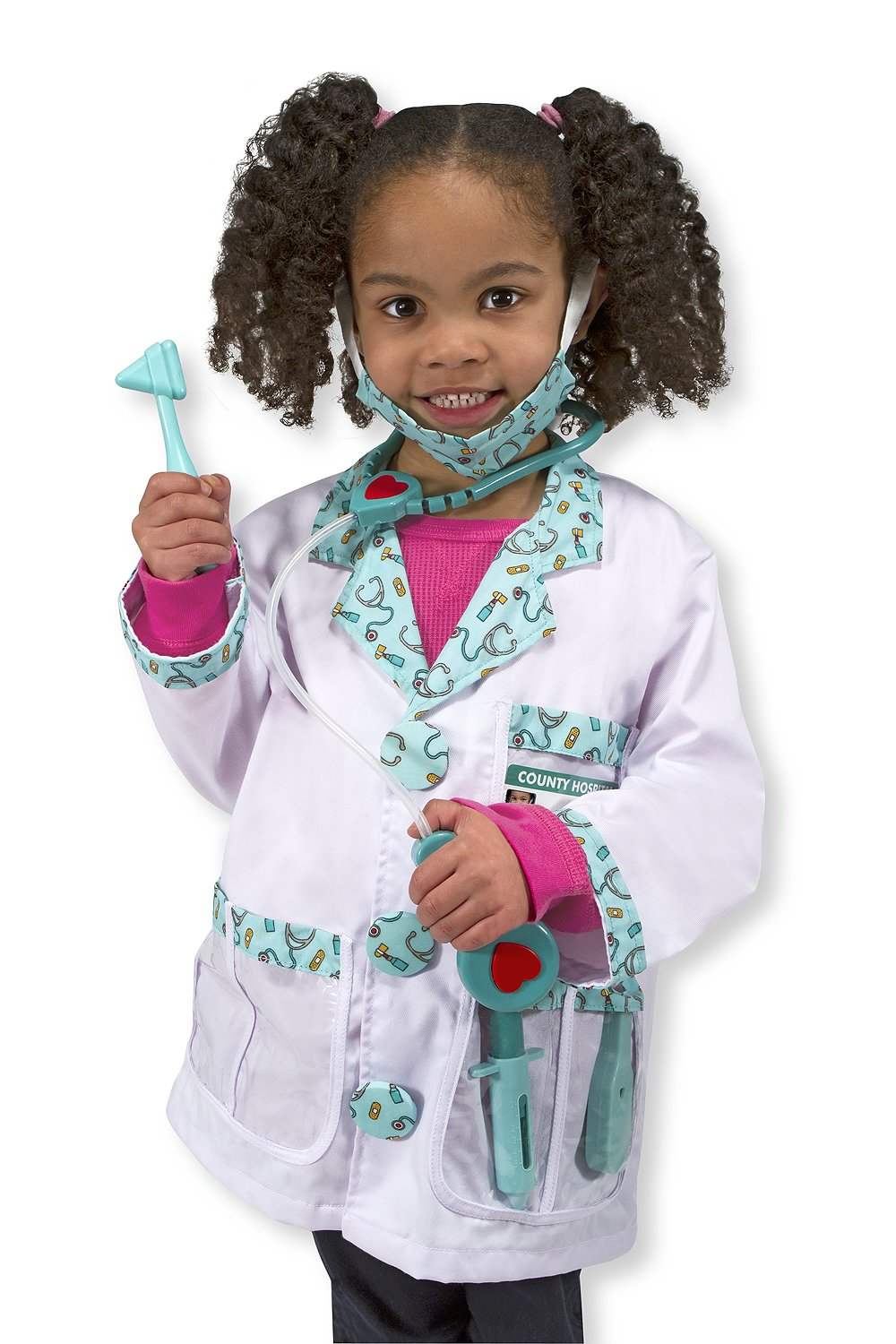 Melissa & Doug Doctor Role Play set