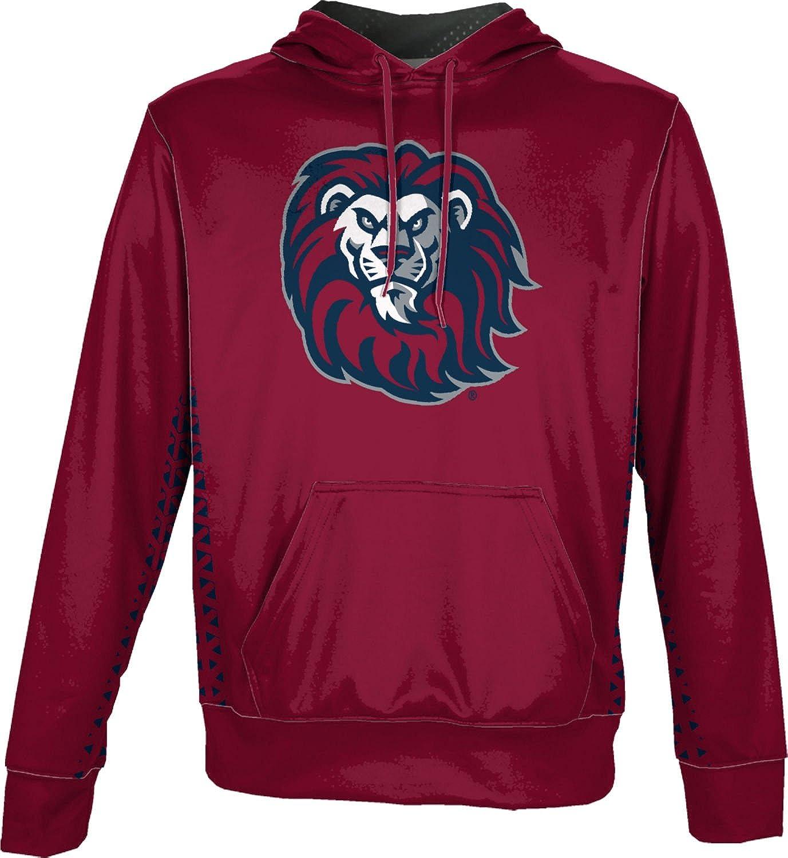 ProSphere Loyola University Maryland Girls Zipper Hoodie Distressed School Spirit Sweatshirt