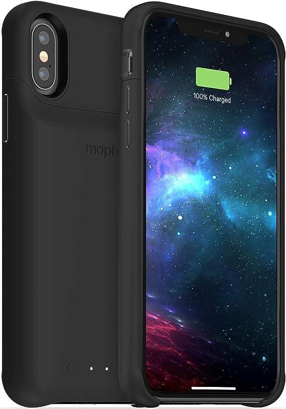 Mophie - Funda/Cargador móvil Juice Pack Access iPhone X/XS Negro: Amazon.es: Electrónica