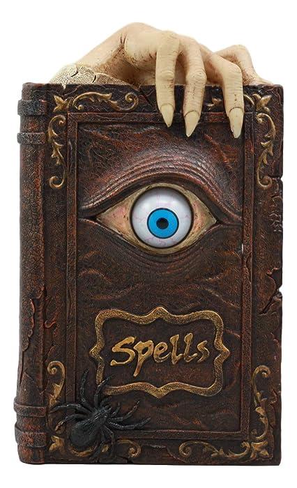 The Best Halloween Book Of Spells Decor