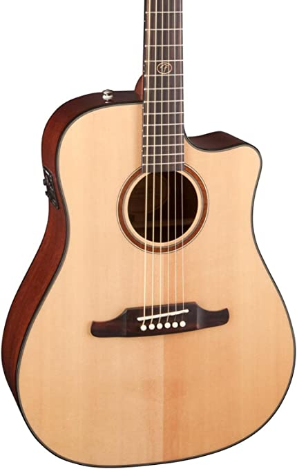 Fender 0968691021 F-1000CE Dreadnought Cutaway - Guitarra ...