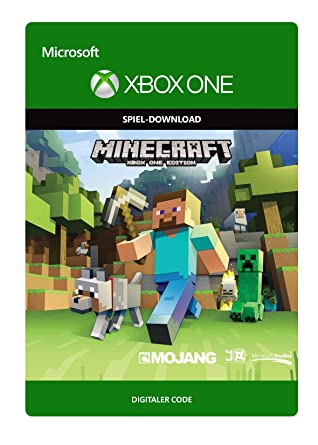 Minecraft Xbox One Edition Vollversion Xbox One Download Code - Minecraft spielen ohne kaufen und downloaden
