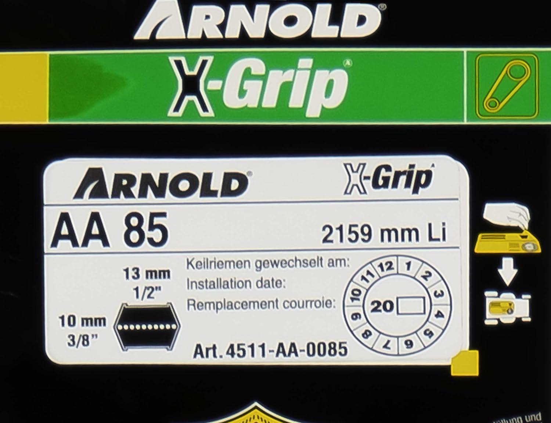 /Correa trapezoidal Arnold 4511/de AA de 0085/