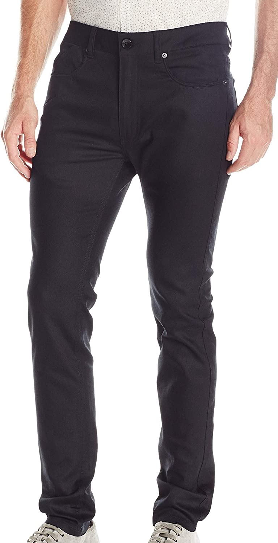 Mens Slim Classic 5 Pocket Pant Publish Brand INC