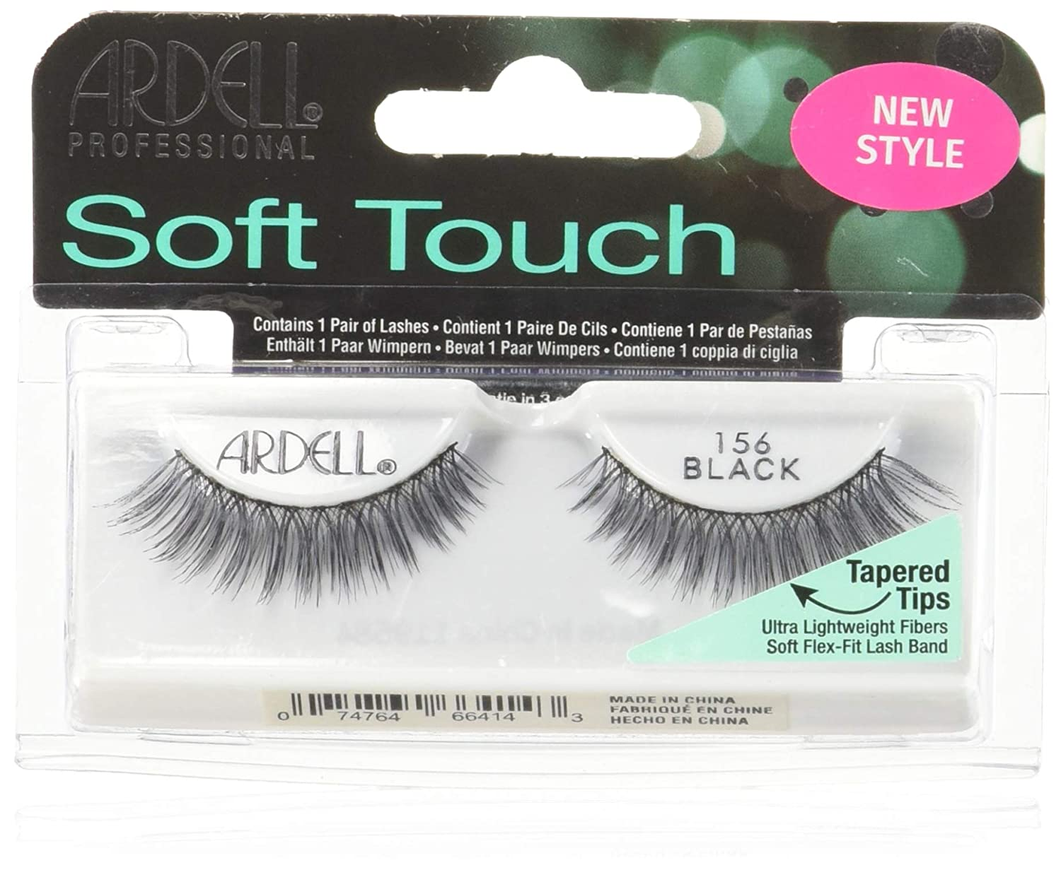 ARDELL Soft Touch Eye Lashes 156 Black