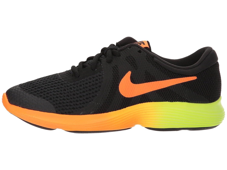 Nike Boy's Revolution 4 Fade (GS) Black