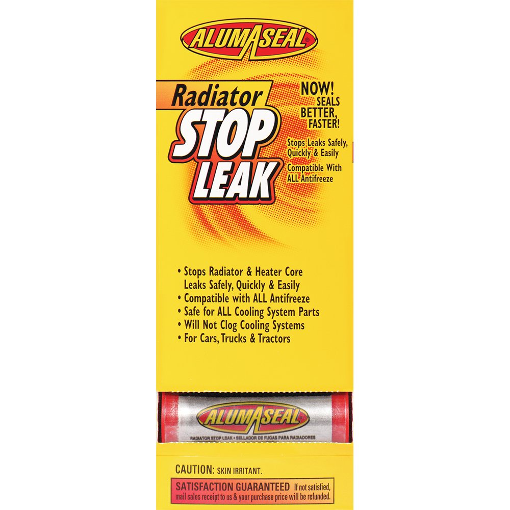 AlumAseal ASD24/2-24PK Radiator Sealer Tube Dispenser, (Pack of 24) by Alumaseal