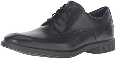 Rockport Men's Dressports Business Apron Toe Shoe, Black, ...