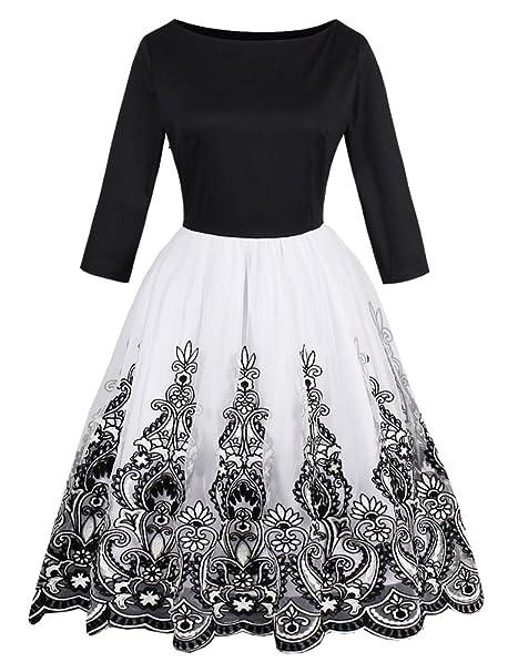 The 8 best black white bridesmaid dresses under 100