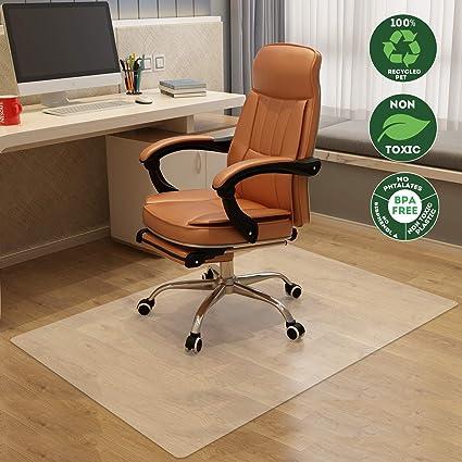 Amazoncom Matdom Office Chair Mat For Hardwood Floor 6047