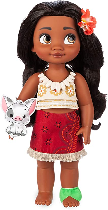 15 Inch Disney Animators Collection Moana Doll