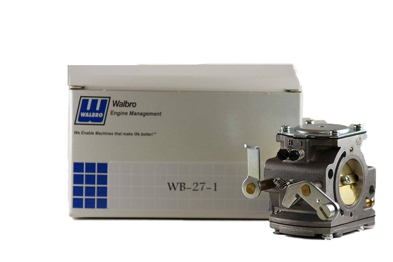 Walbro WB-27-1 Carburetor for R/C Airplane 150cc-engines DA-150 …