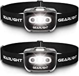 GEARLIGHT LED Headlamp Flashlight