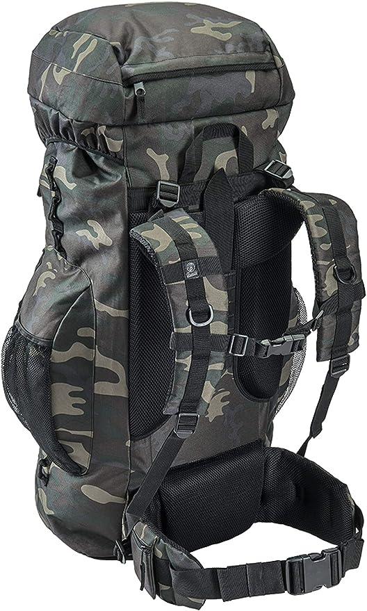 Brandit 8015 Aviator 50l Trekking Wandern Outdoor Reise Armee Rucksack 8015