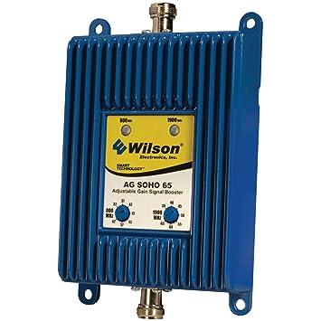 Wilson Electronics AG SOHO 65 - Amplificador de señal de TV (N-Female,