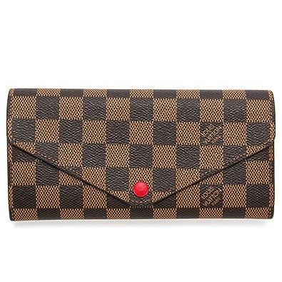 945d38596622 (ルイヴィトン) LOUIS VUITTON 長財布 ダミエ ポルトフォイユ・ジョセフィーヌ N63543 [並行輸入