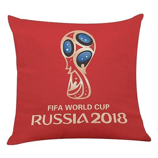 Fundas de almohada, sueño habitaciones la FIFA Campeonato Mundial ...