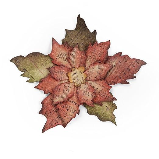 45 opinioni per Bigz Fustella- Poinsettia di Tim Holtz