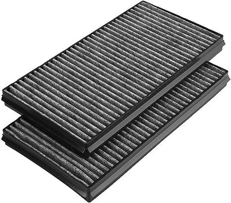 Car Cabin Air Filter Set For BMW E60 528i 535i 545i 550i 650i M5 M6 64319171858