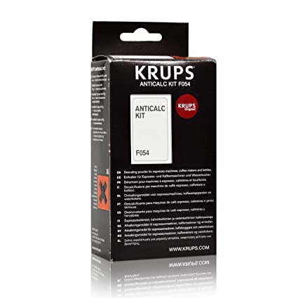 Amazon.com: Krups F054 Anticalc Cal descaller Kit: Jardín y ...