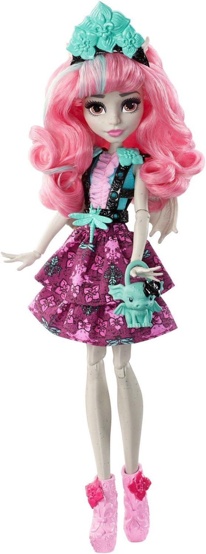 Mattel Monster High FDF13, Rochelle Fiesta, Vestidos y Accesorios para muñecas