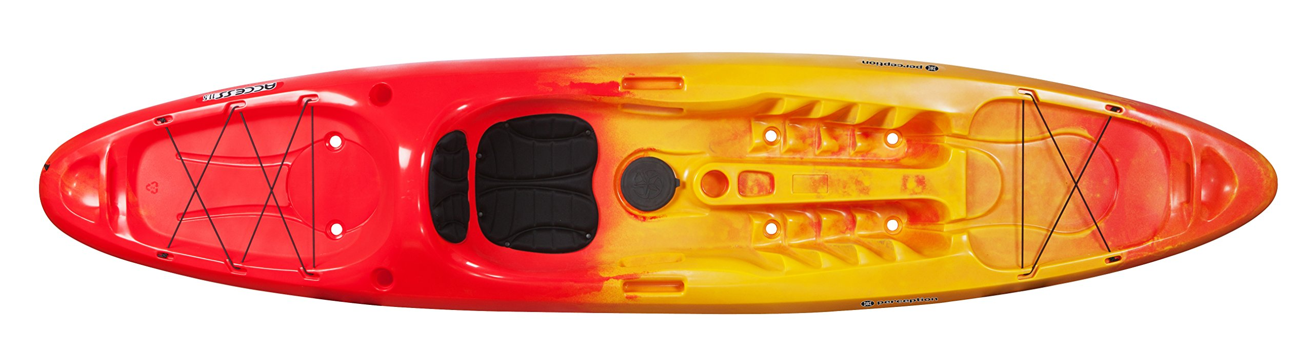 Perception Kayak Access Sit On Top for Recreation by Perception Kayaks