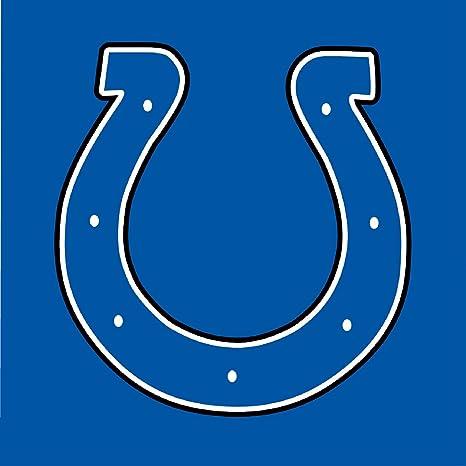 Indianapolis Colts NFL fútbol americano Escudo de pared ...