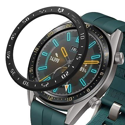 Amazon.com: Ringke Bezel Styling for Huawei Watch GT 46mm ...