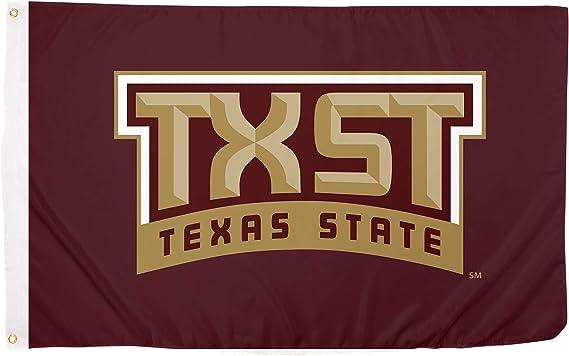 Desert Cactus Southwest Minnesota State University NCAA 100/% Polyester Indoor Outdoor 3 feet x 5 feet Flag Style 1