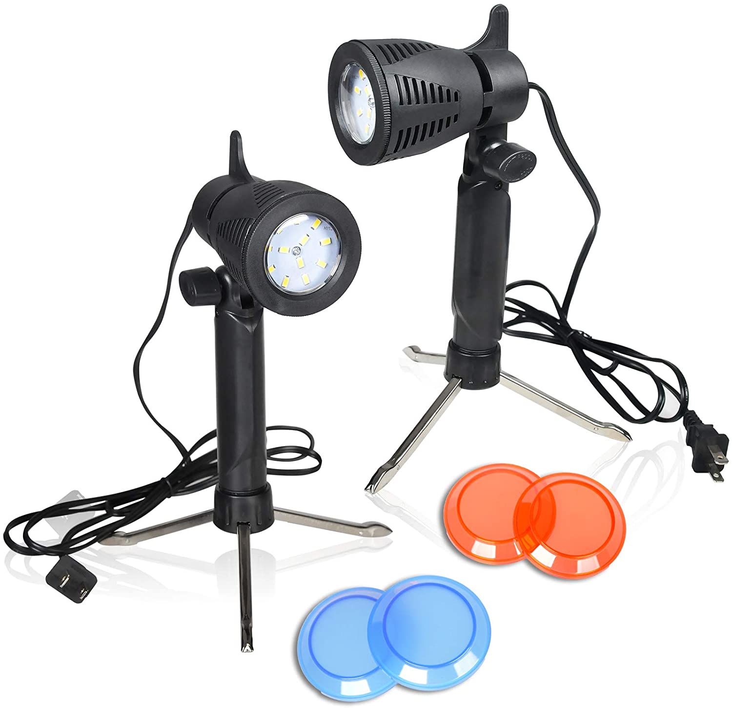 Emart Photography LED Continuous Light Lamp 5500K