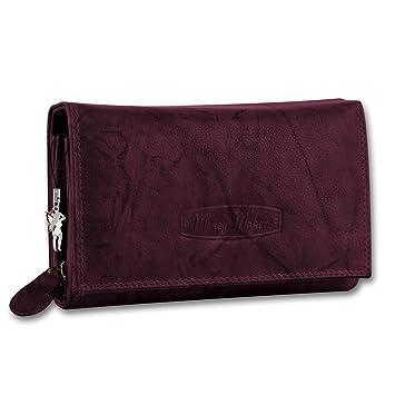 Money Maker - Cartera de diseño alargado para mujer: Amazon.es: Zapatos y complementos