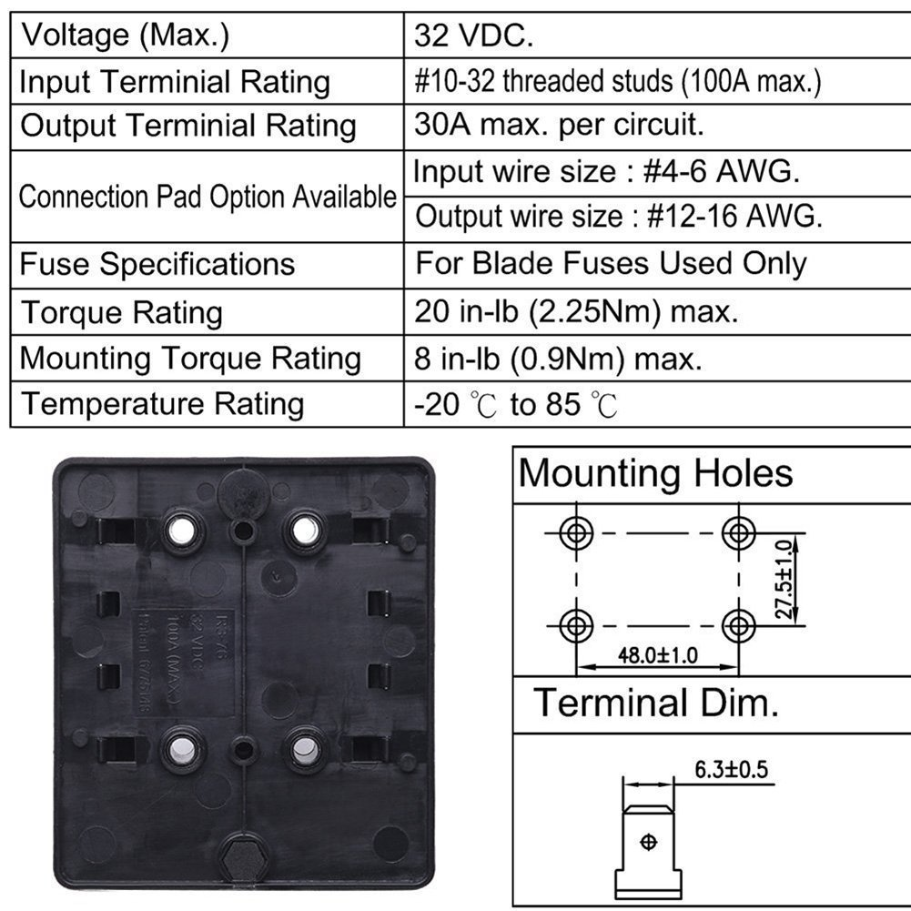 Awesome Wire Size Amp Rating Festooning - Electrical System Block ...