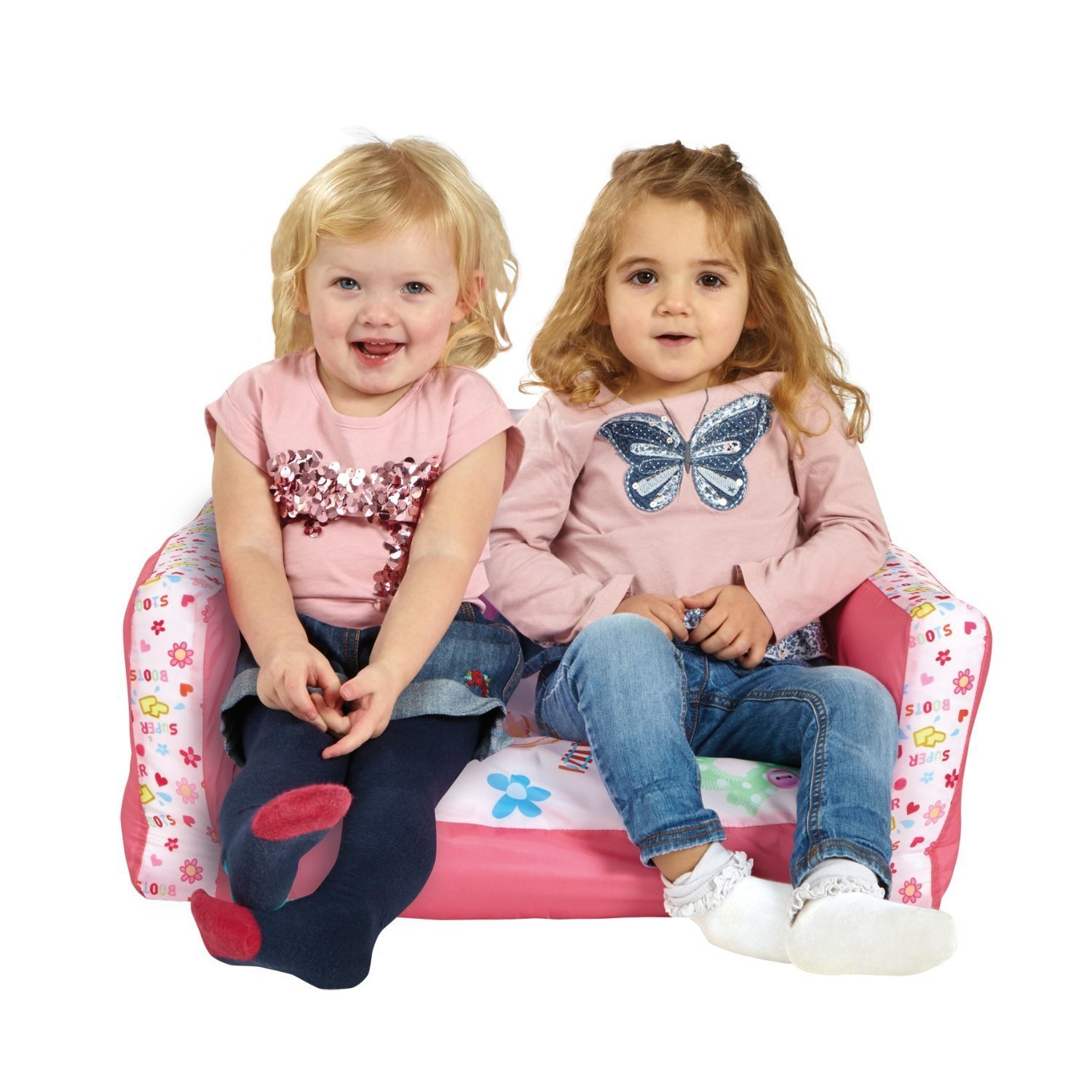 Amazon Peppa Pig Inflatable Chair for Kids with Removable