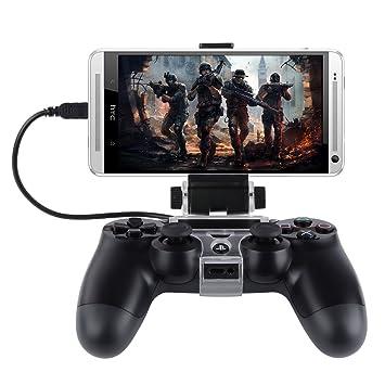 DualShock 4 mit Android-Gerät verbinden