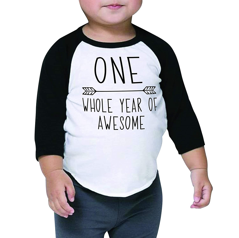 Camiseta de niño para primer cumpleaños, 1st Birthday Boy ...