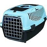Trixie Capri Pet Carrier, Pastel Blue (22x15x13 Inches)