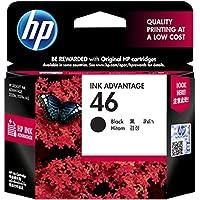 HP 46 Ink Cartridge (Black)