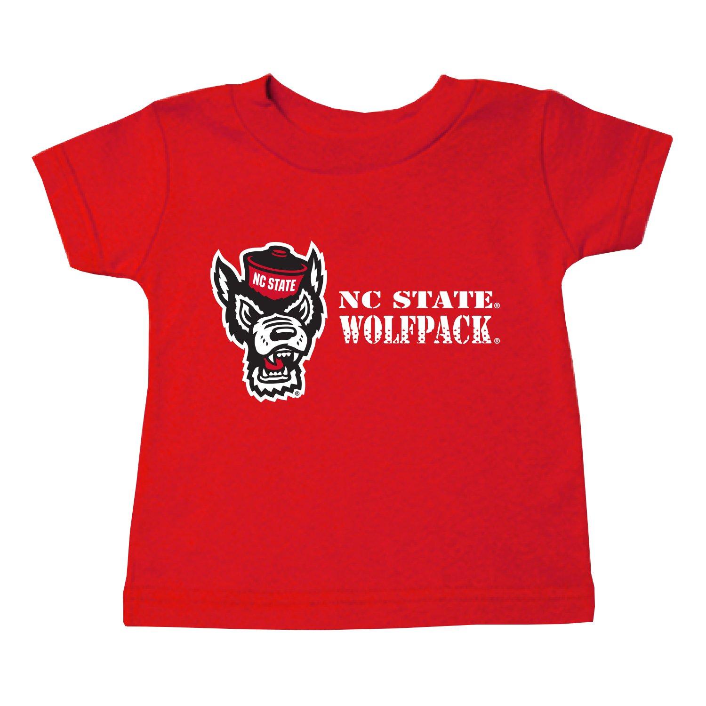 【格安SALEスタート】 NCAA North NCAA Carolina State Wolfpack子供男女兼用半袖Tシャツ、2 State、赤 North B01N4DB0PJ, 人気絶頂:9b240660 --- a0267596.xsph.ru
