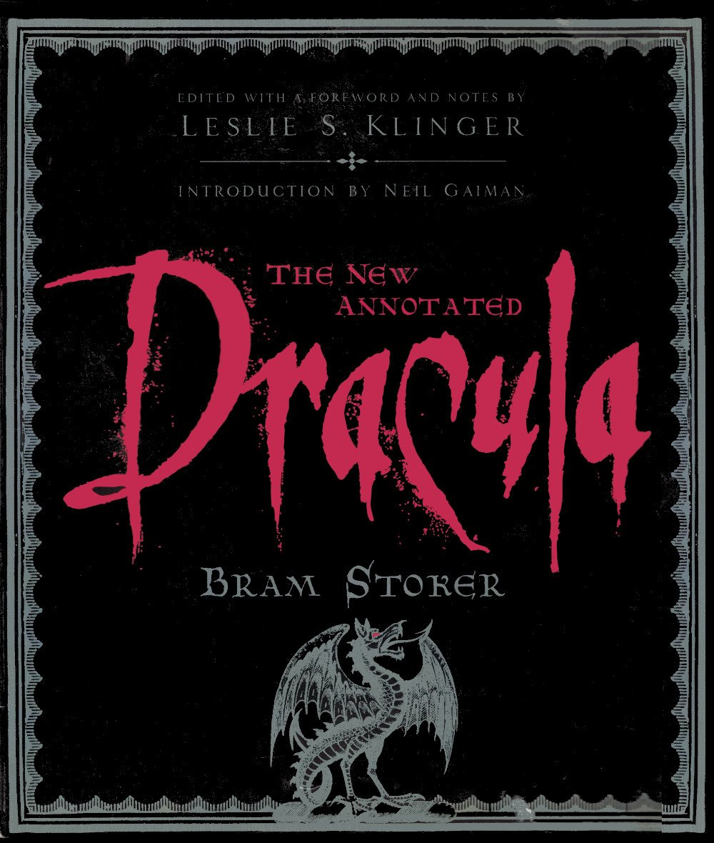 New Annotated Dracula Books