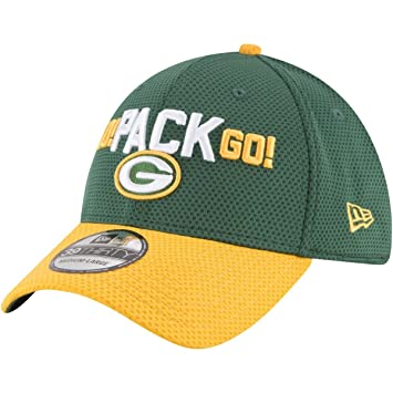 New Era 39Thirty Cap - NFL 2018 DRAFT Green Bay Packers  Amazon.de ... 2ccc3f0f23